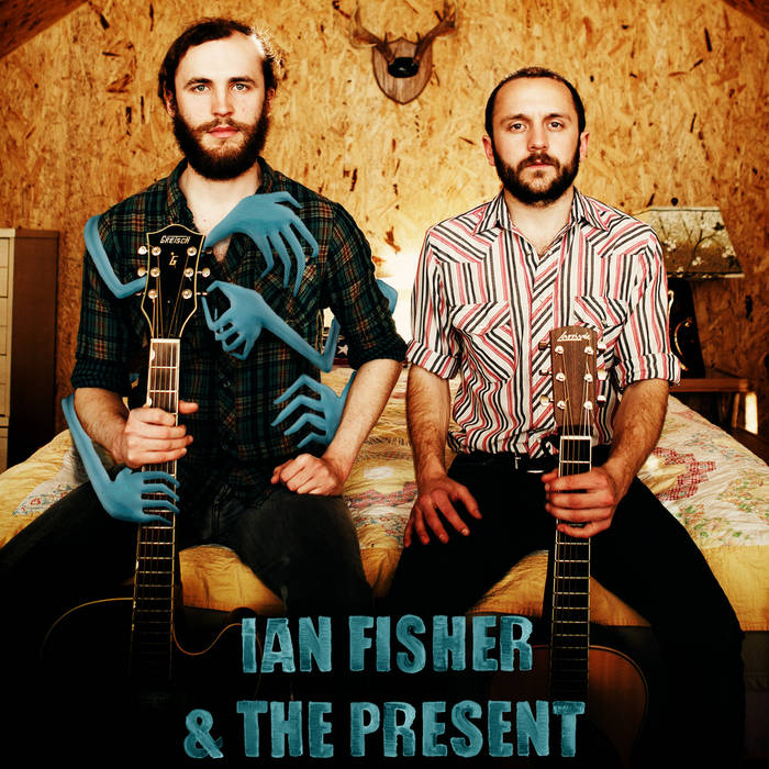 IAN FISHER & THE PRESENT - S/T cover art