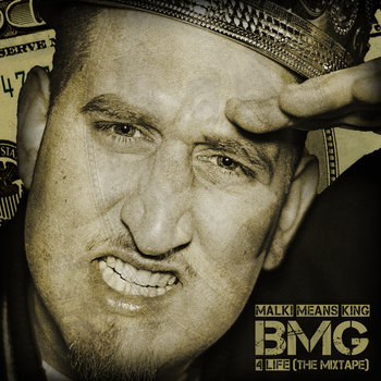BMG 4 Life (The Mixtape) cover art