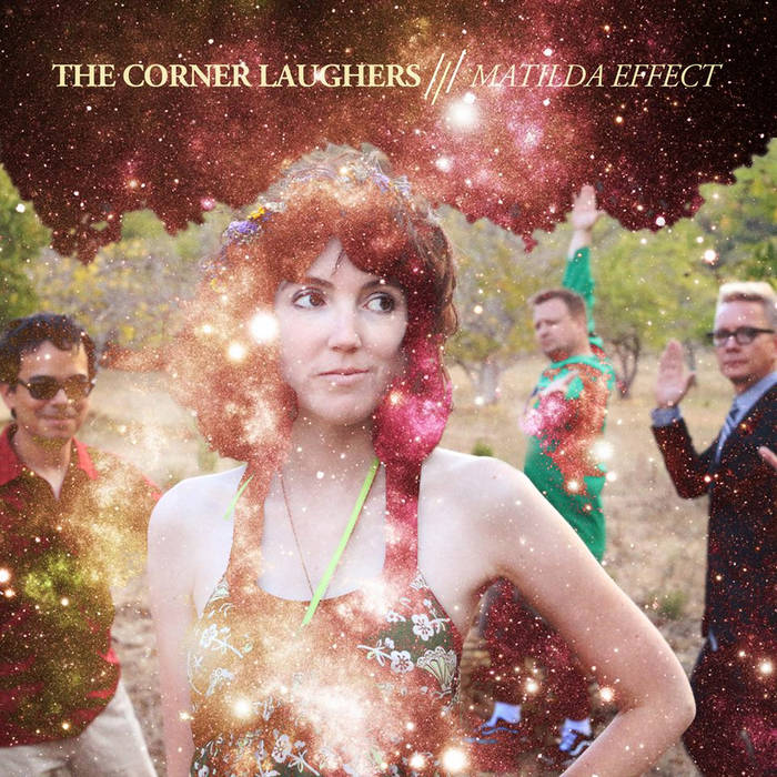 Matilda Effect cover art