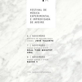 LIVE AT MEIA Festival cover art