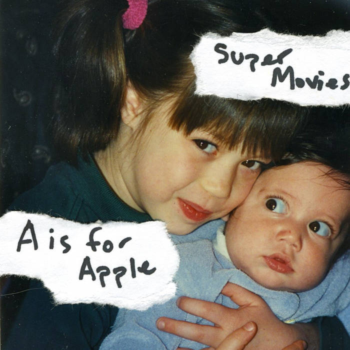 A is for Apple - Demo cover art