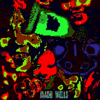 Madd Wells cover art