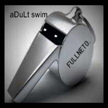 aDuLt swim cover art