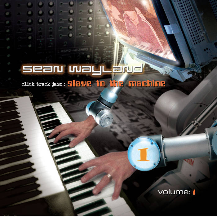 Click Track Jazz : Slave to the Machine (Vol.1) cover art