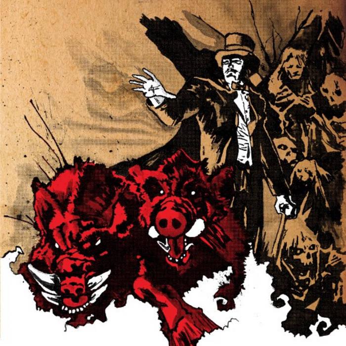 No Gods No Masters Demo/ EP cover art