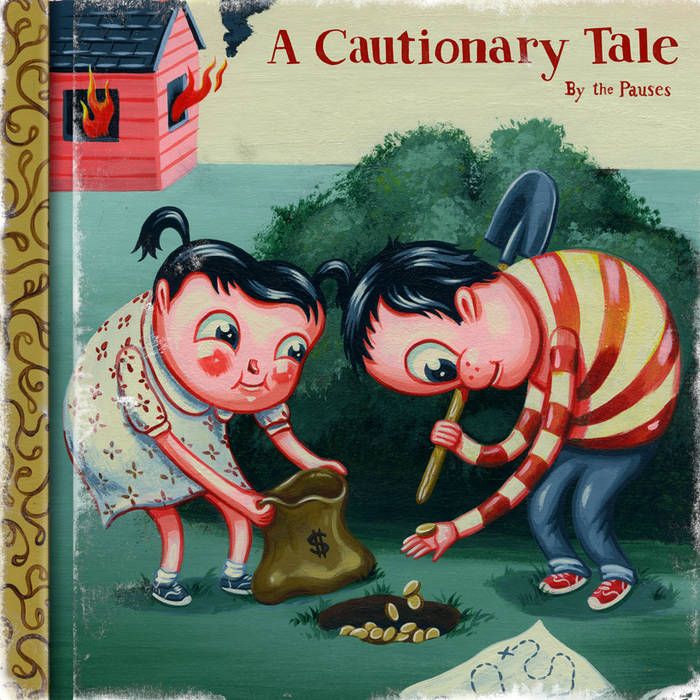 A Cautionary Tale cover art