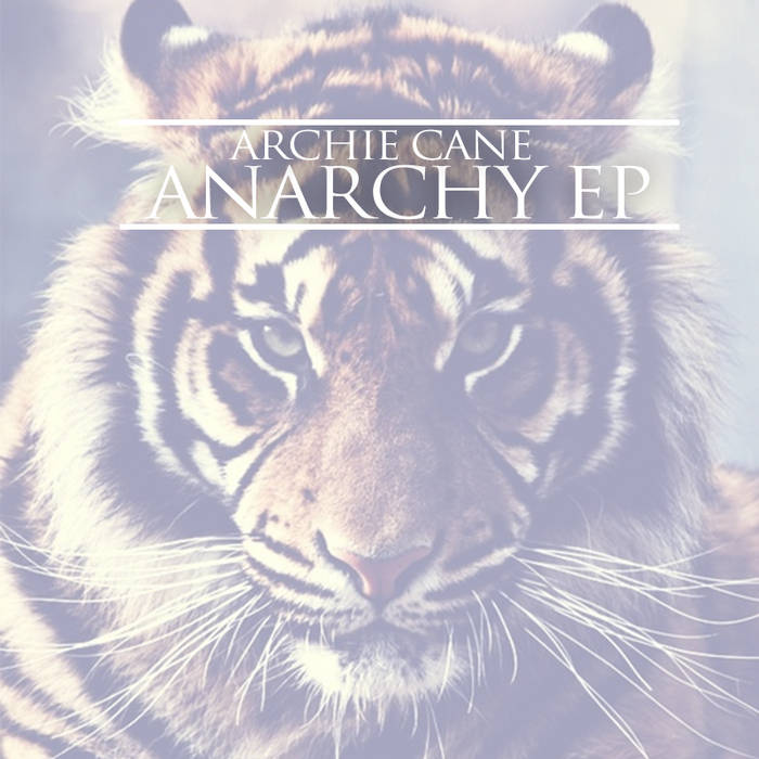 Anarchy EP cover art