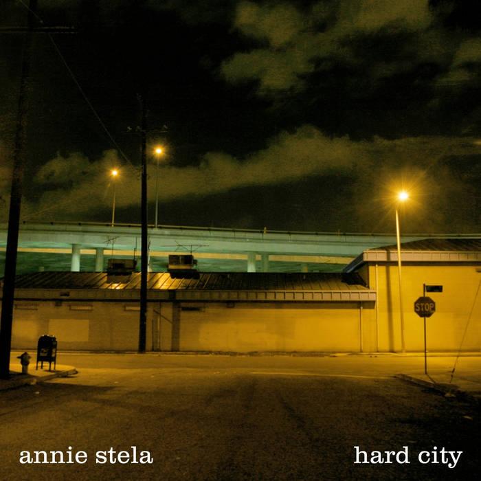 Hard City EP cover art