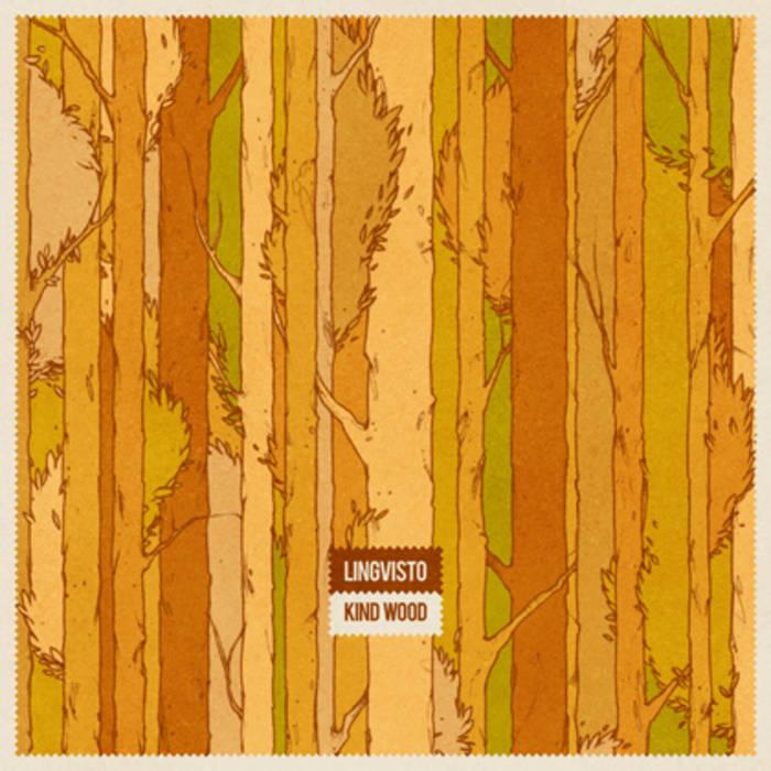 Kind Wood (LP) cover art
