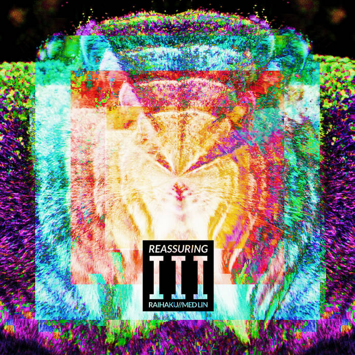 Reassuring III cover art