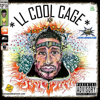 LL COOL CAGE cover art