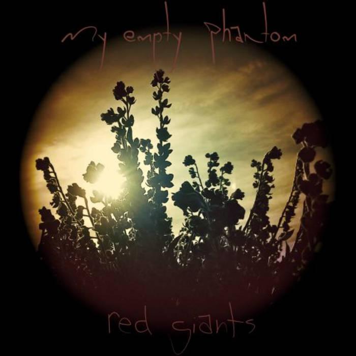 My Empty Phantom - Red Giants cover art