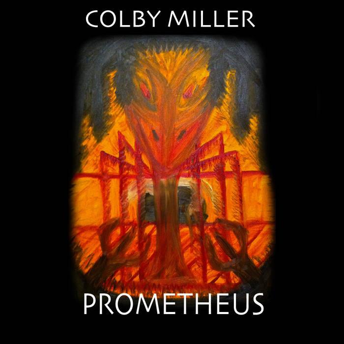 Prometheus cover art