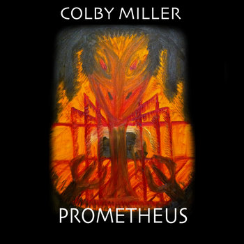 Prometheus cover art