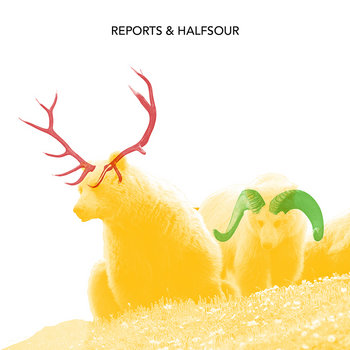 Reports & Halfsour cover art
