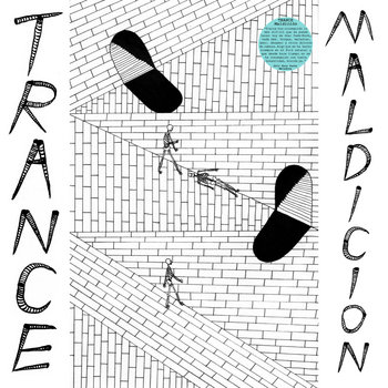 Maldición. LP cover art