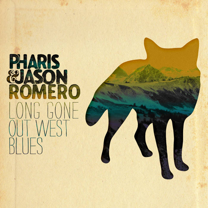 Long Gone Out West Blues cover art