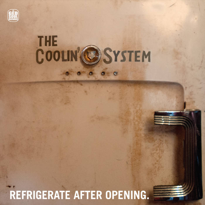 Refrigerate After Opening cover art