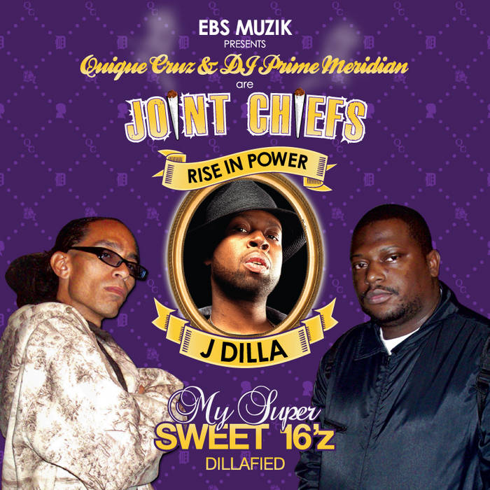 My Super Sweet 16'z (DILLAFIED) cover art