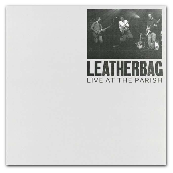 Live At The Parish cover art