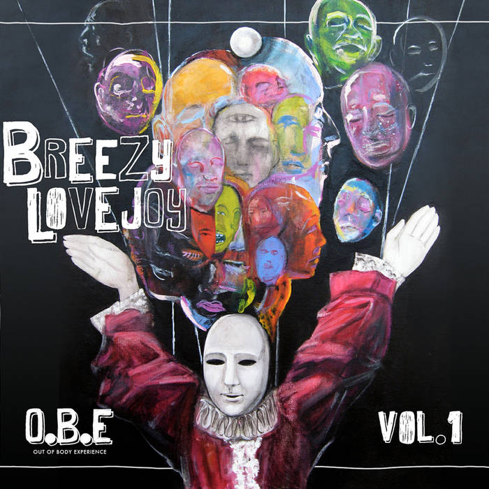 O.B.E. Vol. 1 cover art