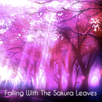 Falling With The Sakura Leaves cover art