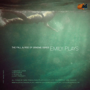 Emily Plays - The Fall & Rise Of Graeme Obree cover art