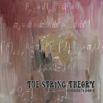 The String Theory (according to E+RO=3) cover art