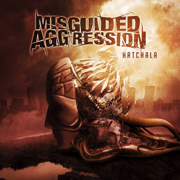 MISGUIDED AGGRESSION - Hatchala cover art