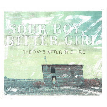 The Days After The Fire cover art