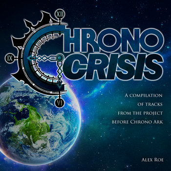 Chrono Crisis (2006-2008) cover art