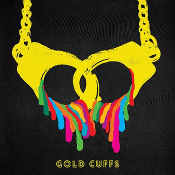 "Gold Cuffs  12"" BALLETS / Train Conductor split!! cover art"