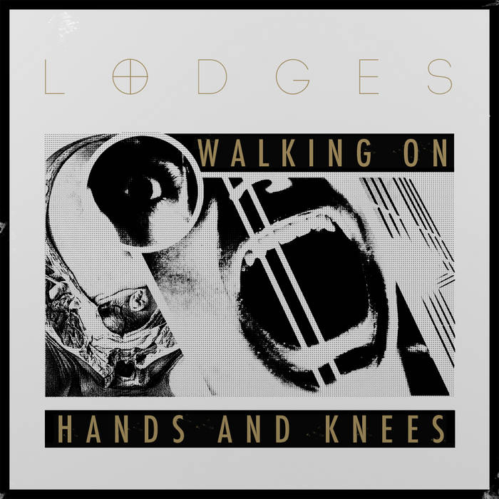 Walking on hands and knees cover art
