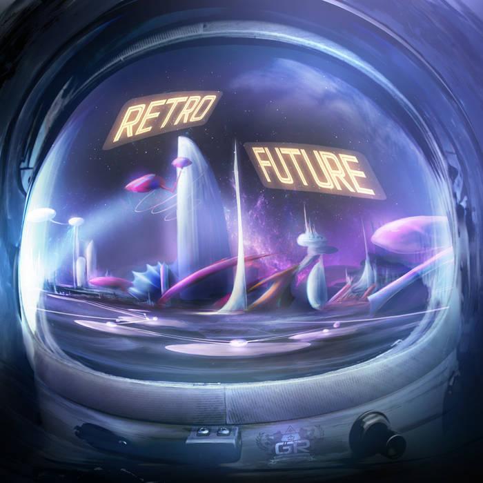 Retro Future cover art