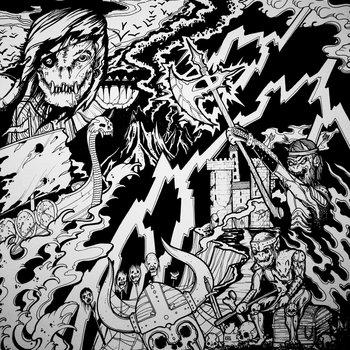 STENCH Pre-Production cover art