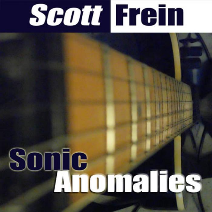 Sonic Anomalies cover art