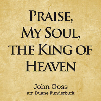 Praise, My Soul, the King of Heaven cover art
