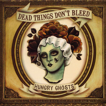 Hungry Ghosts cover art