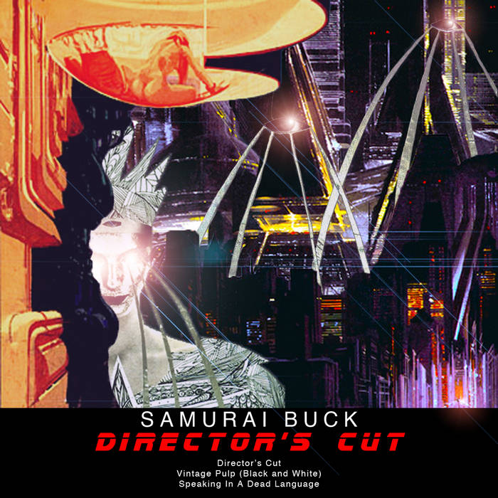 Director's Cut cover art