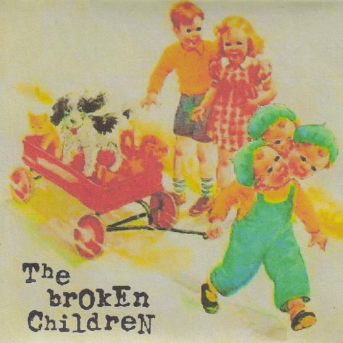 The Broken Children cover art