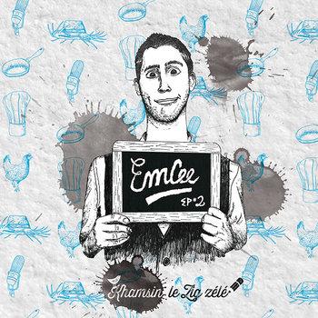 EP#2 - Emcee cover art