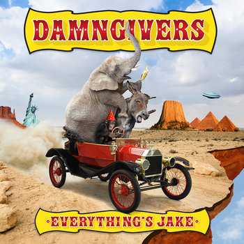 Everything's Jake cover art