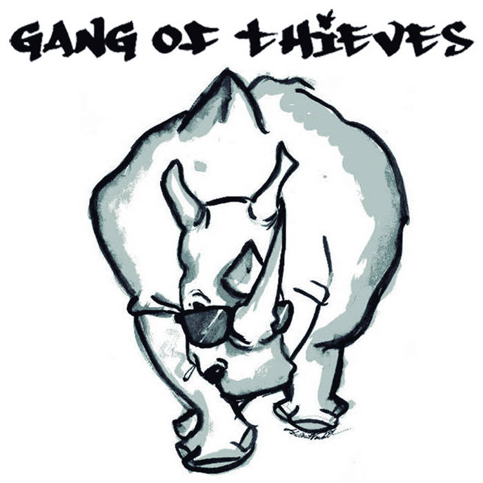 Gang of Thieves cover art