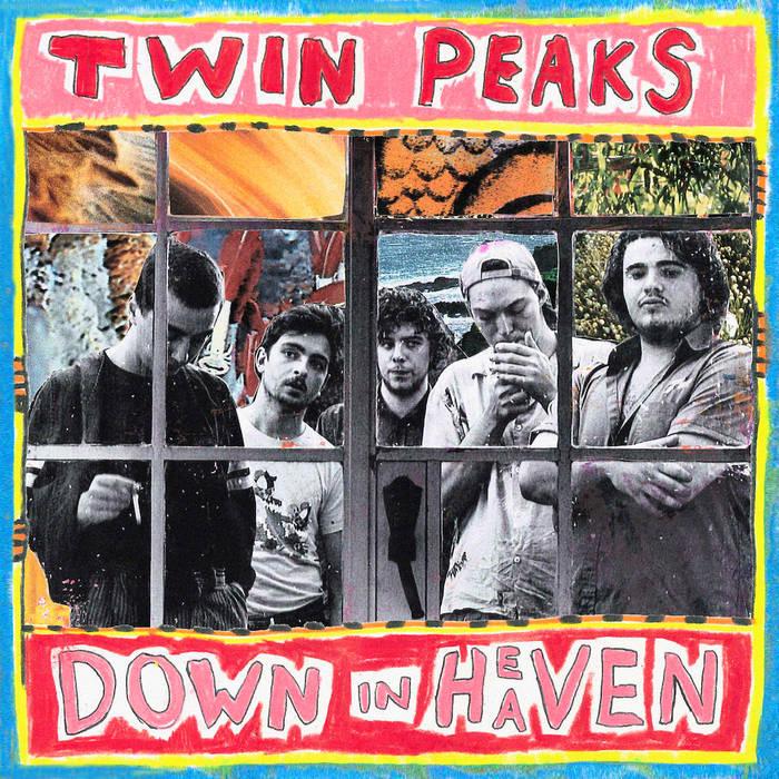 Down in Heaven cover art