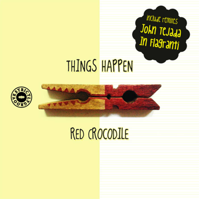 Red Crocodile (John Tejada rmx) cover art