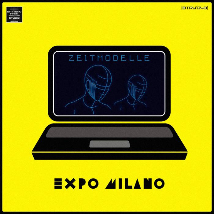 EXPO MILANO cover art