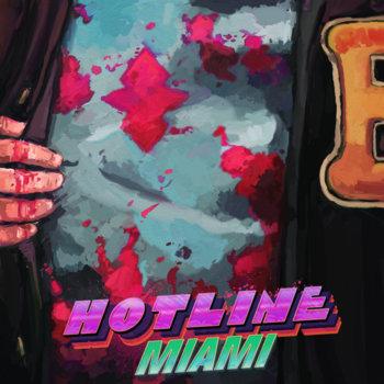 Hotline Miami: The Takedown EP cover art