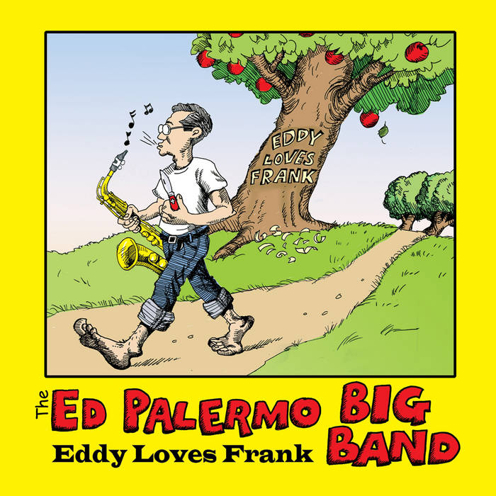Eddy Loves Frank cover art