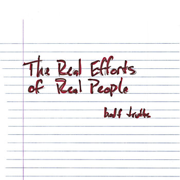 Half Truths EP cover art