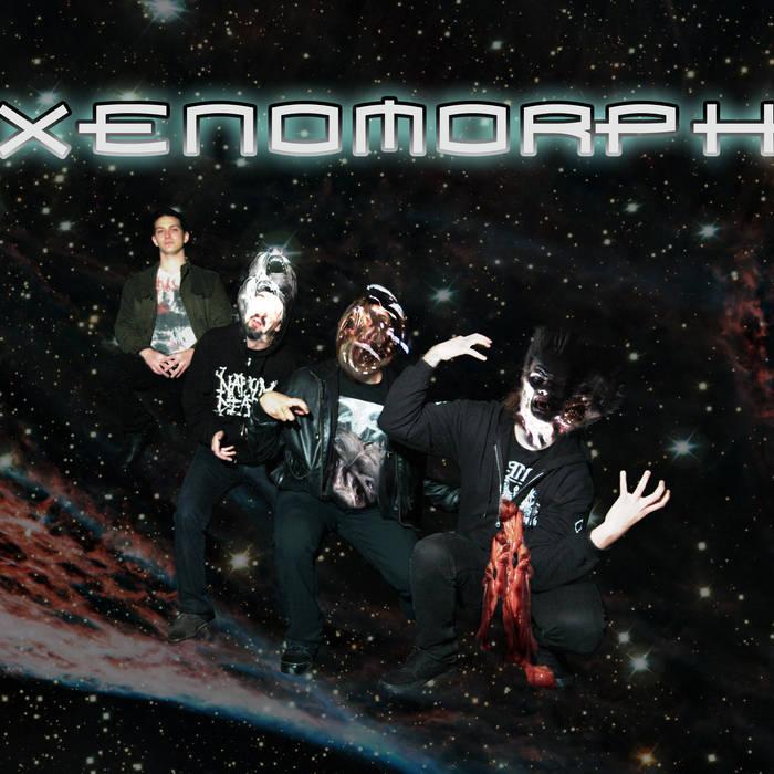 Xenomorph cover art